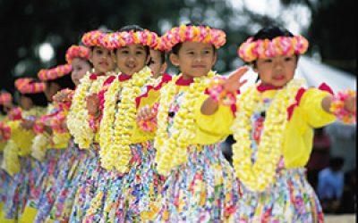 Danzas de Hawái