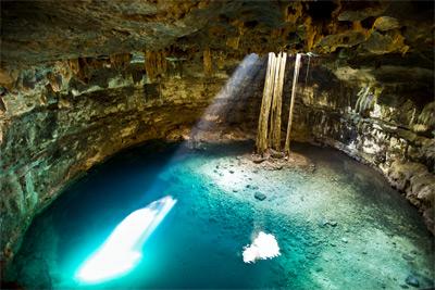 Cenote Cusaman Riviera Maya