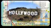 botón transporte Los Ángeles