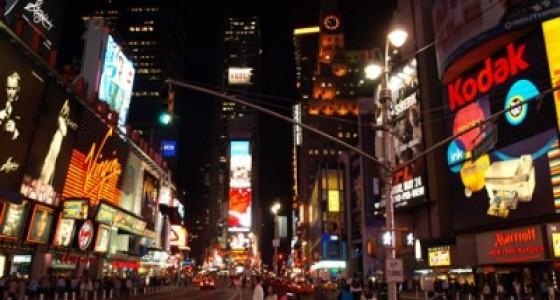 Time Square en Nueva York