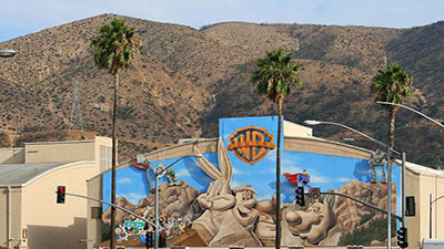 Warner Bros California