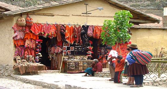 Pueblos de Perú
