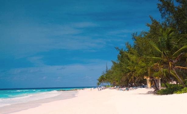 arenas del Caribe