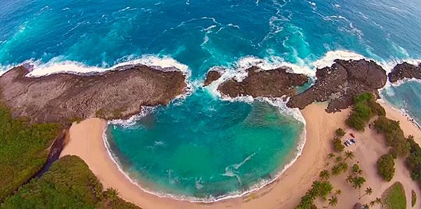 Playa Mar Chiquita Puerto Rico