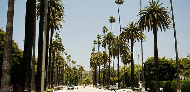 Viajar a los Angeles