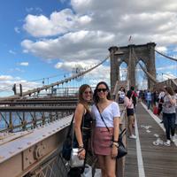 Irene y Ruth en Nueva York
