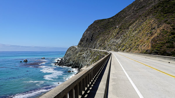 La Big Sur de California