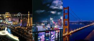 Viaje Las Vegas San Francisco Los Ángeles