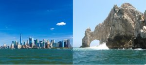 New York-Los Cabos