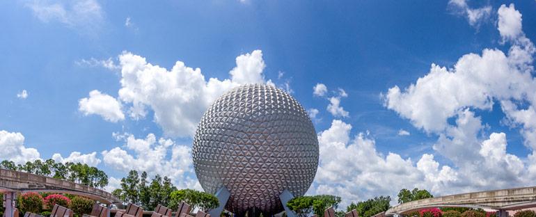 Parque Epcot Orlando