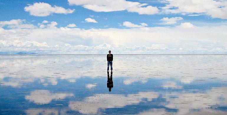 Lago Salar de Uyuni