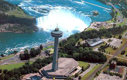 Torre Skylon en Niagara