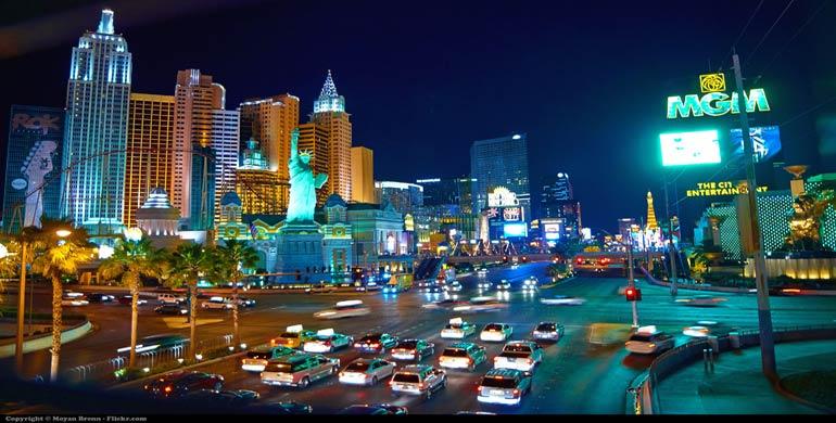 Las Vegas en todo incluido