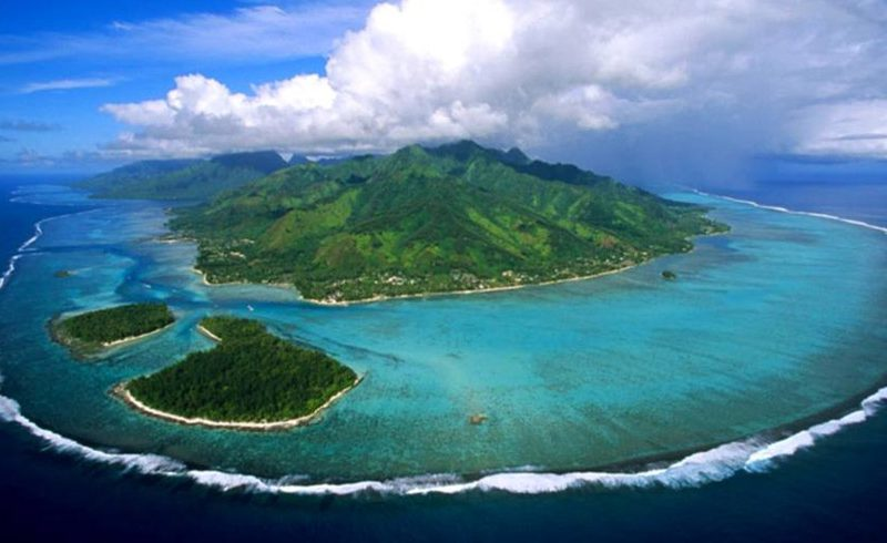 Panorámica Polinesia Francesa