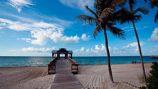 Boda en Miami