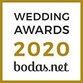Premios Bodas.net 2020