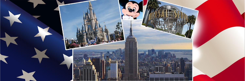 Combinado Nueva York Orlando