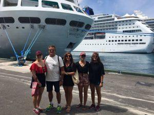 Viaje a Bahamas familia Fayos