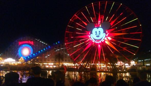 Espectáculo Disney Adventure