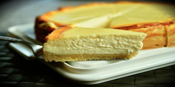 La tarta de queso de USA