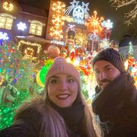 Elena y Juan en Nueva York
