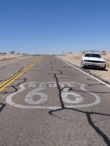 Ruta 66 en deportivo
