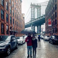 Fatima y Jaime en Nueva York