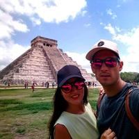 Foto Marina y Santi