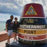 Ana y Luis en Miami