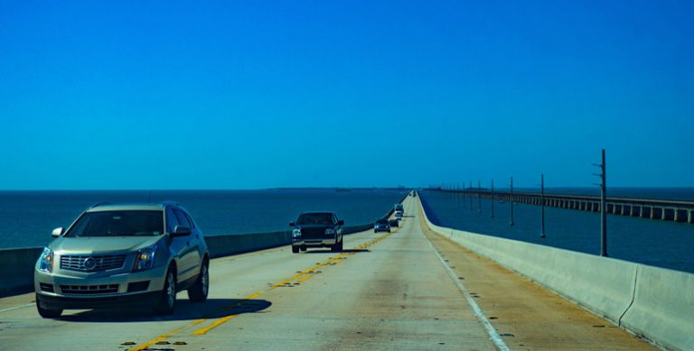 De ruta por los Cayos de Florida