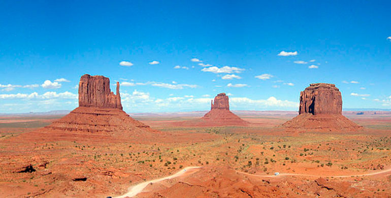 foto del Monument Valley