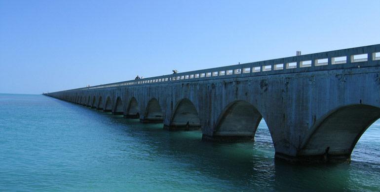 Puente de los Cayos de Florida