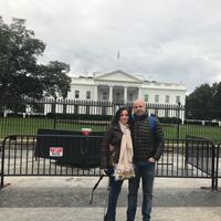 Foto de Sergio en Washington