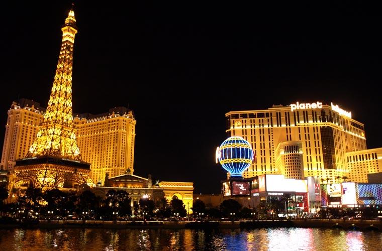 foto web en Las Vegas