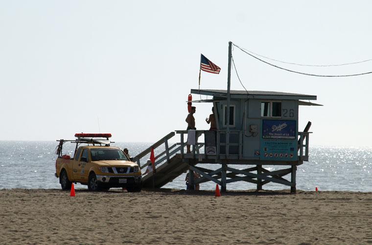 playas de Santa Monica