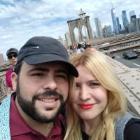 Foto de Francisco en Nueva York