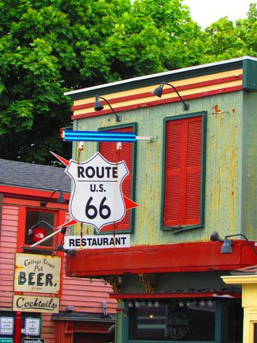 Hoteles en Ruta 66