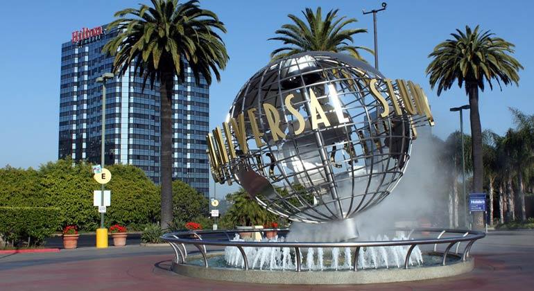 Hoteles en Universal Los Ángeles