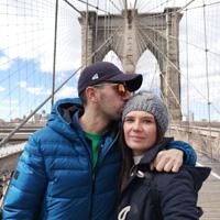 Joaquin y Julia en Nueva York