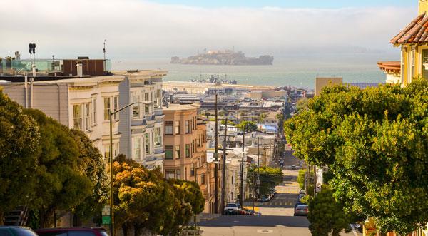 Vistas de Alcatraz