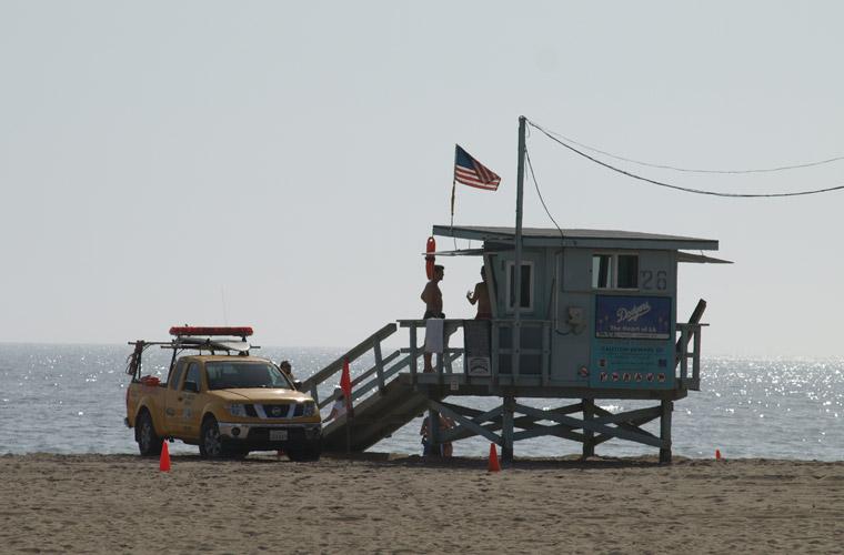 playas de Santa Mónica