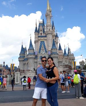 Luna de miel Orlando Miami Saray