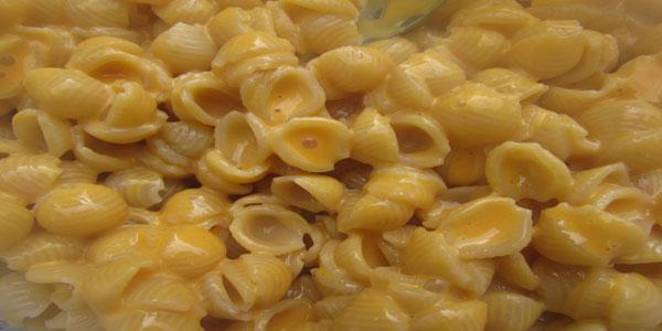 Macarrones con queso de USA