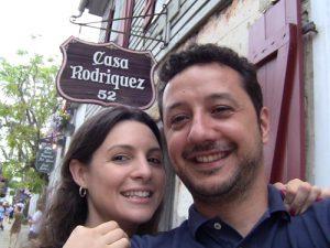 Manuel y Candela en Florida