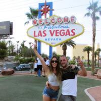 Foto de Miriam y Marco Las Vegas