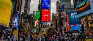new york contraste