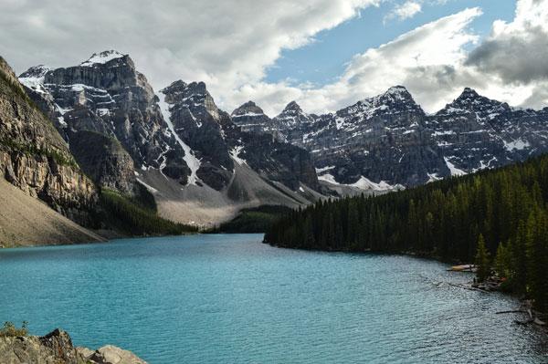 Naturaleza en Canadá