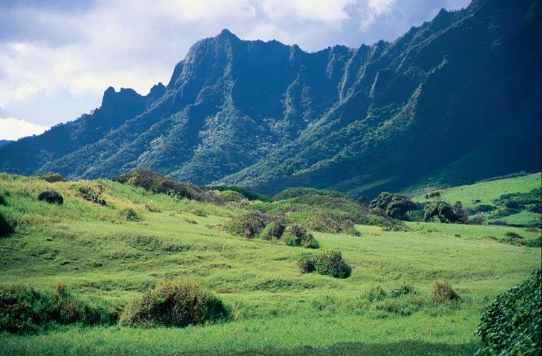 Oahu en Hawaii