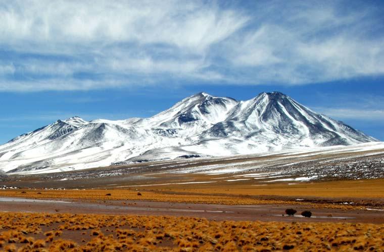 panorámica de Chile