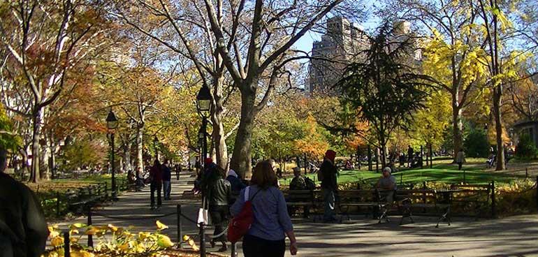 Paseo por Central Park